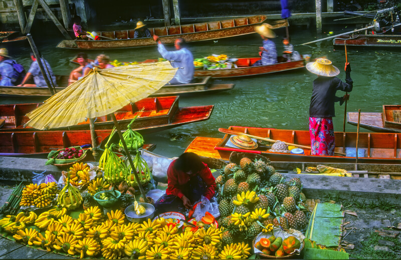 thailand vakantie
